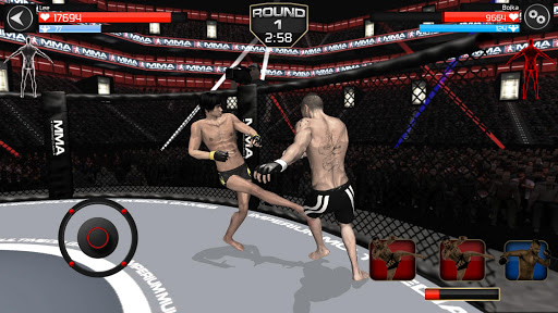 MMA Fighting Clash  screenshots 13