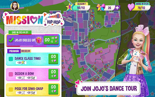 JoJo Siwa - Live to Dance 1.1.7 Screenshots 12