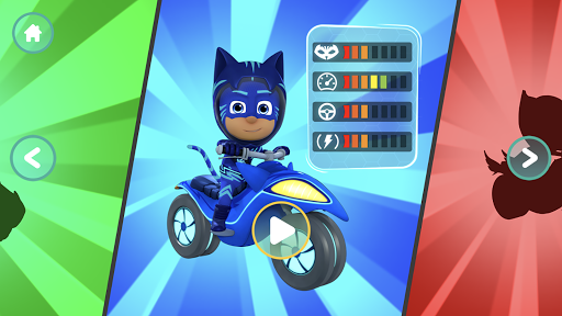 PJ Masks: Racing Heroes apktreat screenshots 1