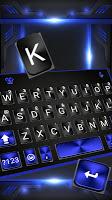 Cool Black Plus Keyboard Theme