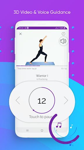 Yoga Workout - Yoga for Beginners - Daily Yoga 1.23 Screenshots 6