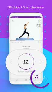 Yoga Workout Premium Apk- Yoga for Beginners – Daily Yoga 8