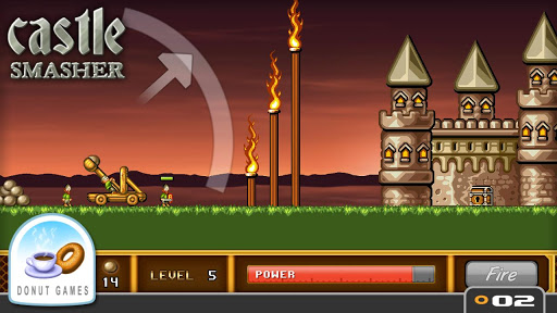 Télécharger Castle Smasher apk mod screenshots 1