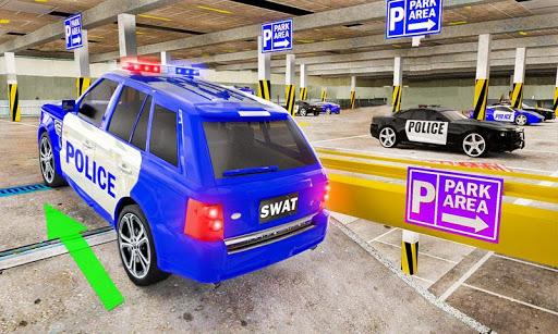 Police Multi Level Car Parking Games: Cop Car Game 2.0.6 screenshots 6