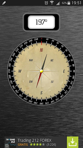 Classic compass For PC Windows (7, 8, 10, 10X) & Mac Computer Image Number- 6