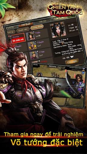 Chiu1ebfn Thu1ea7n Tam Quu1ed1c-Tranh Bu00e1  screenshots 12