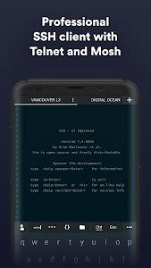 Termius - SSH/SFTP and Telnet client 5.2.9 (Premium)
