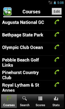 Skydroid - Golf GPS Scorecardのおすすめ画像3