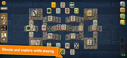 Mahjong Maya Puzzle Live Duels  screenshots 12
