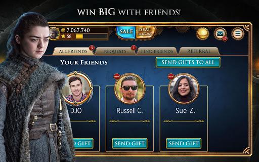 Game of Thrones Slots Casino - Slot Machine Games  screenshots 17