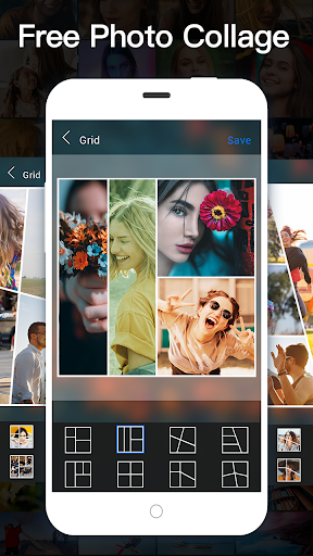 Free Photo Editor - Beauty Seflie Camera 1.3.0 Screenshots 3
