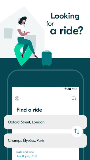 BlaBlaCar: Carpooling and bus apktram screenshots 1