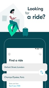 BlaBlaCar: Carpooling and bus Screenshot