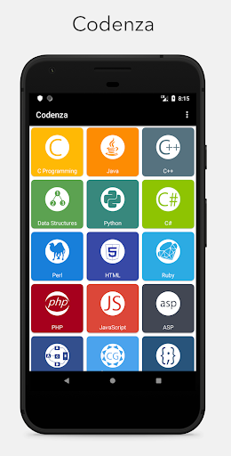 Download APK: Codenza Pro v3.0 [Paid]