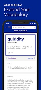 Dictionary.com English Word Meanings & Definitions (PREMIUM) 7.5.41 Apk 3