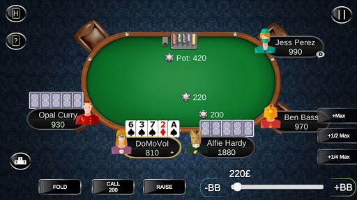 Offline Poker - Tournaments screenshots 6