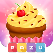 Cupcakes cooking and baking games for kids