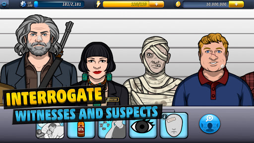 Criminal Case: Supernatural Investigations  screenshots 11