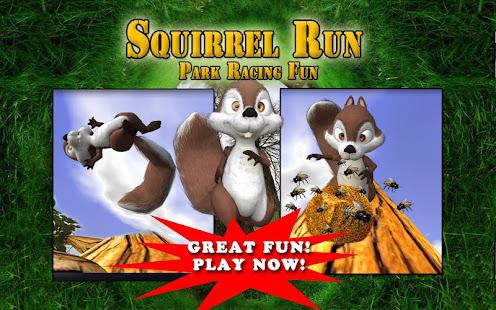 squirrel run - park racing fun hack