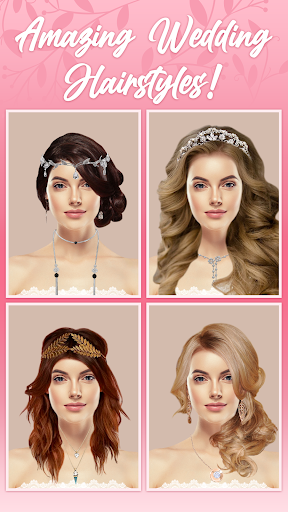 Wedding Hairstyles 2020 2.3.8 Screenshots 8