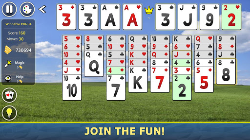 FreeCell Solitaire Mobile 2.0.7 screenshots 24