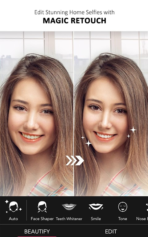 YouCam Perfect - Best Photo Editor & Selfie Camera  poster 5