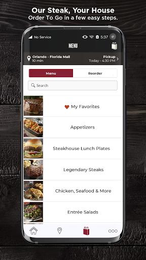 LongHorn Steakhouseu00ae modavailable screenshots 3