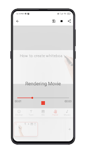 Benime – Whiteboard animation creator MOD APK 6.2 (Pro Unlocked) 7