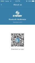 Bluetooth Multimeter screenshot thumbnail