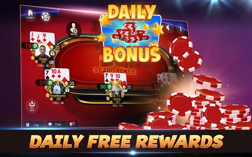 Svara - 3 Card Poker Online Card Game 1.0.12 screenshots 20