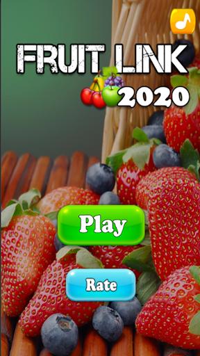 Fruit Link 2020 - Fruit Legend - Free connect game 7.0 screenshots 1