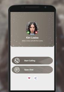 Kim Loaiza Fake Call – Call Chat Kimberly Loaiza 1