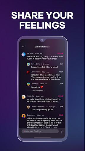 Resso  screenshots 5