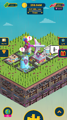 Skyward city: Urban tycoonのおすすめ画像3