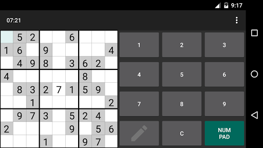 Open Sudoku 3.6.0 screenshots 8