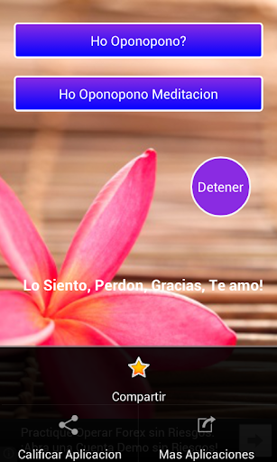 Meditacion HoOponopono - PRO For PC Windows (7, 8, 10, 10X) & Mac Computer Image Number- 8