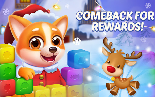 Judy Blast - Toy Cubes Puzzle Game 3.10.5038 screenshots 16