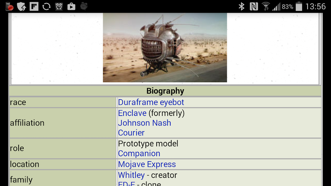 Wiki: Fallout