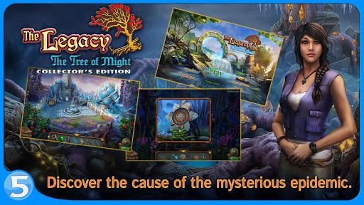 The Legacy: The Tree of Might (free-to-play)  screenshots 1