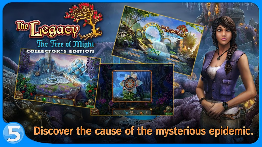 The Legacy: The Tree of Might (free-to-play)