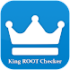 The King Root Checker