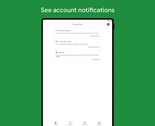 Google Fiber android2mod screenshots 12