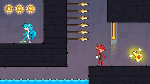Stickman Red And Blue Apkfinish screenshots 9