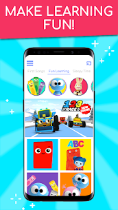 My First Video: Fun Learning 5.2.6 Unlocked APK (MOD) Download 1