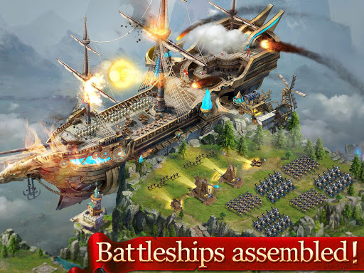Age of Kings: Skyward Battle 3.7.0 screenshots 11
