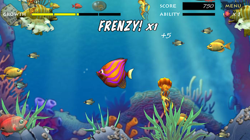 Fish Feeding Frenzy  screenshots 5