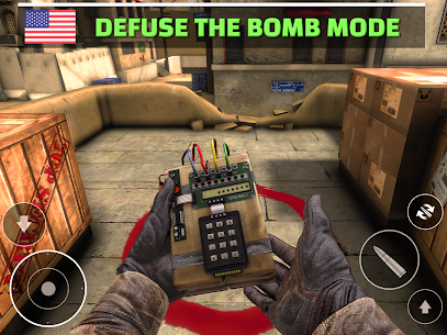 Counter Attack 3D — Multiplayer Shooter v 1.2.42 [Много денег] 3