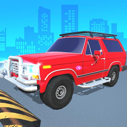 Driving Car 3D
