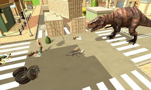 Dinosaur Simulator 2 Dino City  screenshots 5
