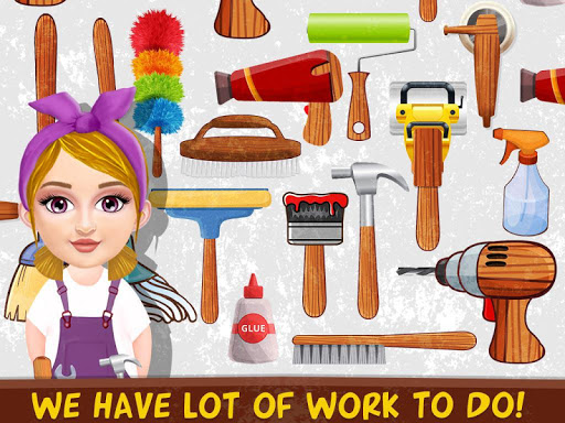 Messy House Cleanup Girls Home Cleaning Activities modavailable screenshots 10